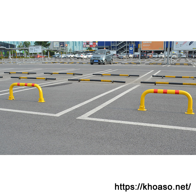 Khóa cọc giữ chỗ đậu xe ô tô LA04