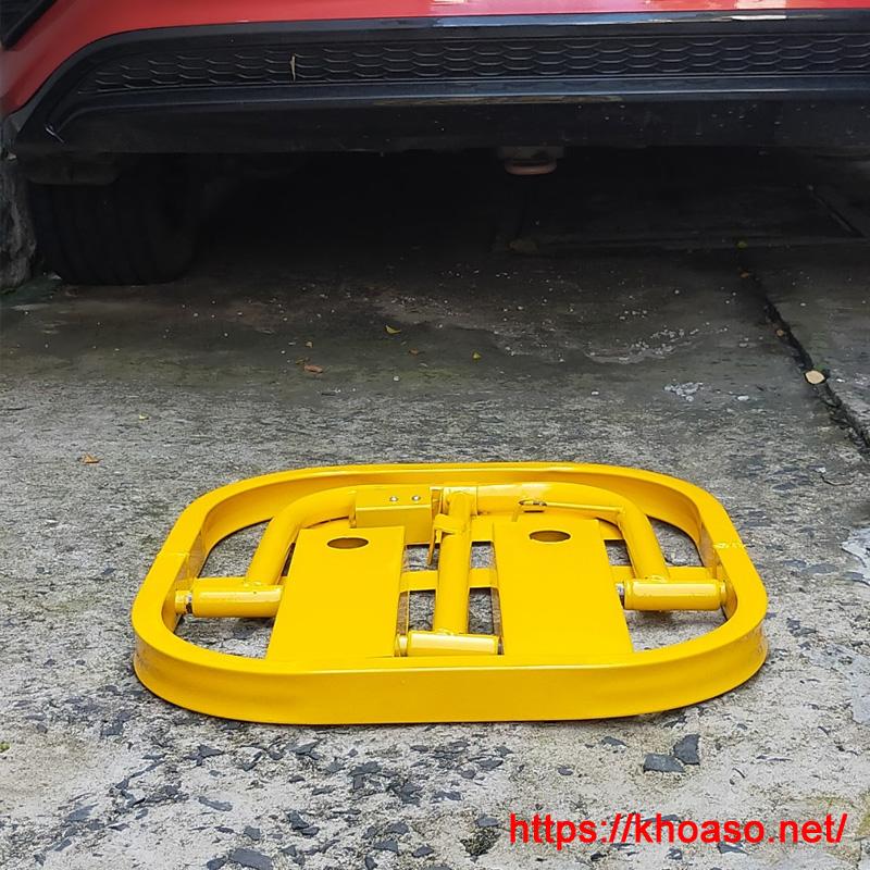 Khóa cọc giữ chỗ đậu xe ô tô LA05